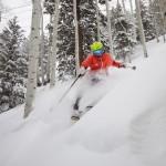 Armada TSTw, Aspen Mountain, Aspen/Snowmass