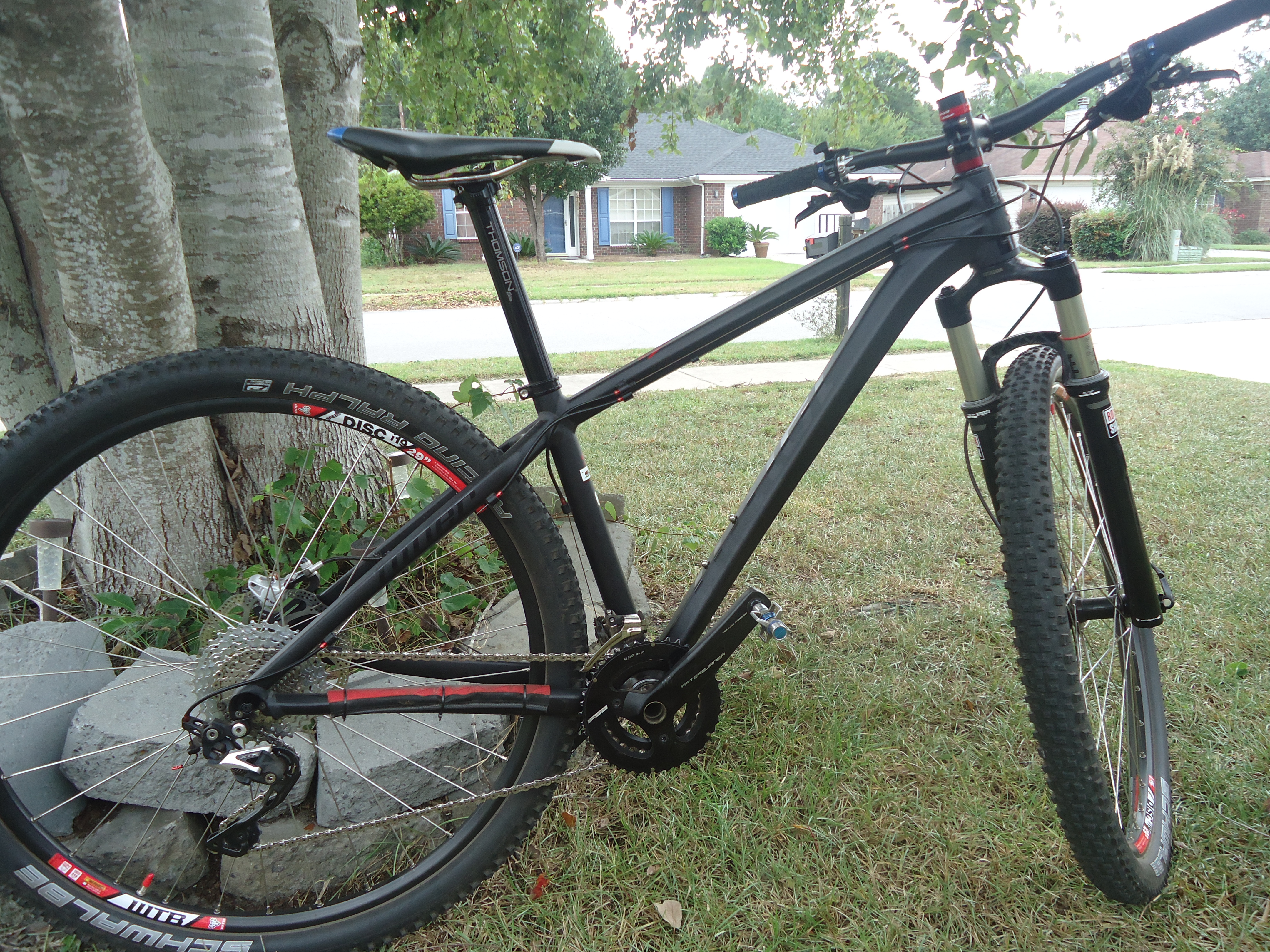 Thoughts from My First Mountain Bike Build
