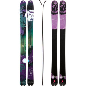 2014 K2 Sidekick, Women's Big Mountain Skis, Top Women's Skis 2014
