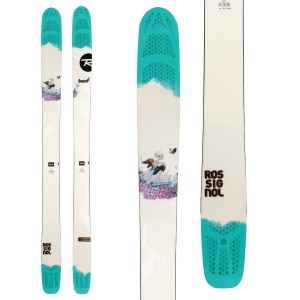 Rossignol savory 7, top womens skis, top women's big mountain skis, top women's skis 2014