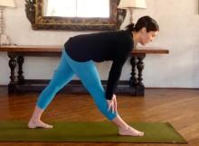 Yoga Pose for Tight Hamstrings