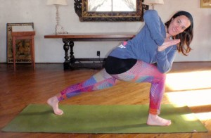 get moving  detox yoga poses  women's gear guide