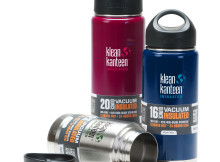 Klean Kanten Vacuum Insulated Bottle & Mug