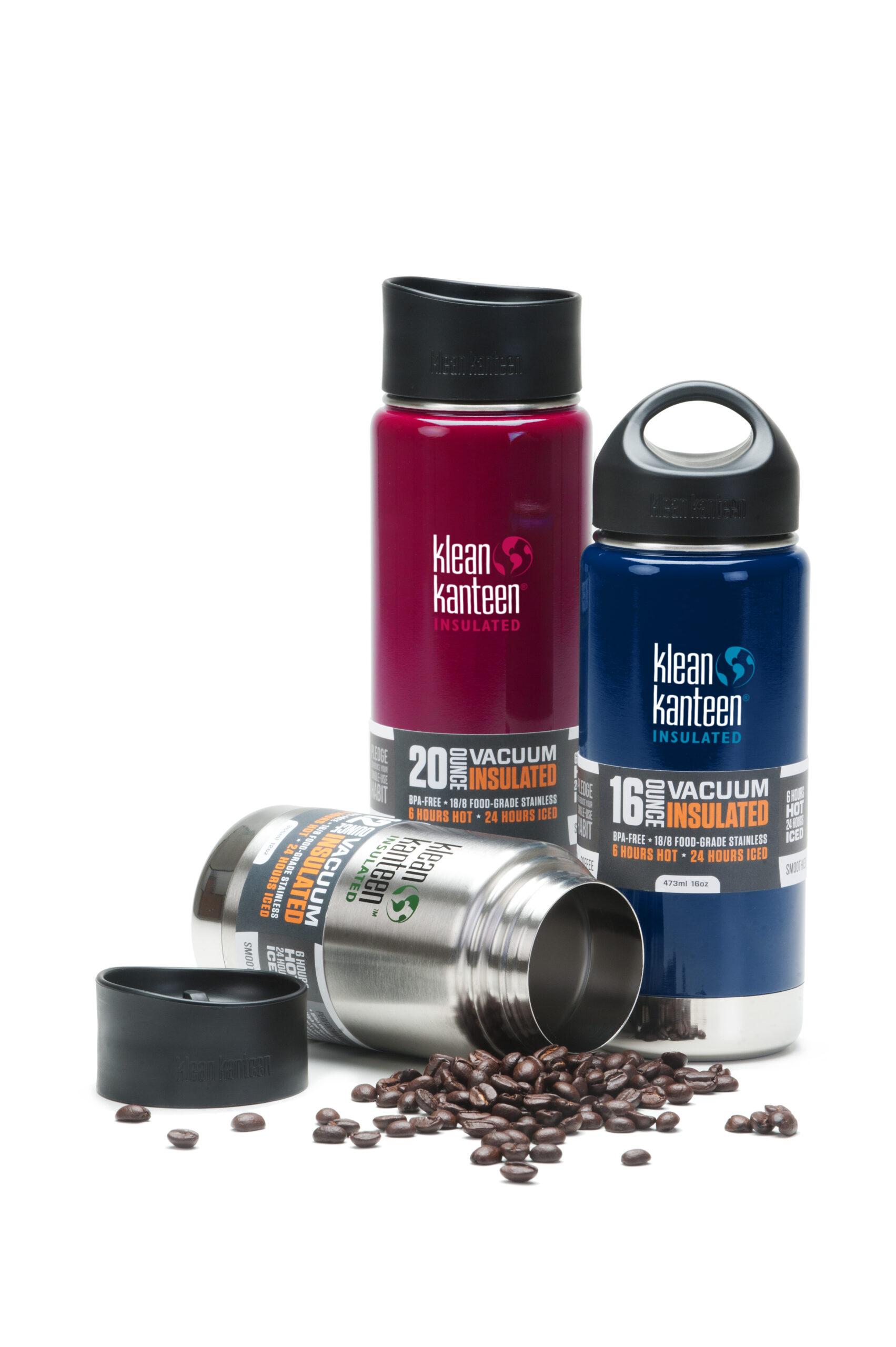 Klean Kanteen Vacuum Insulated Stainless Steel Bottle