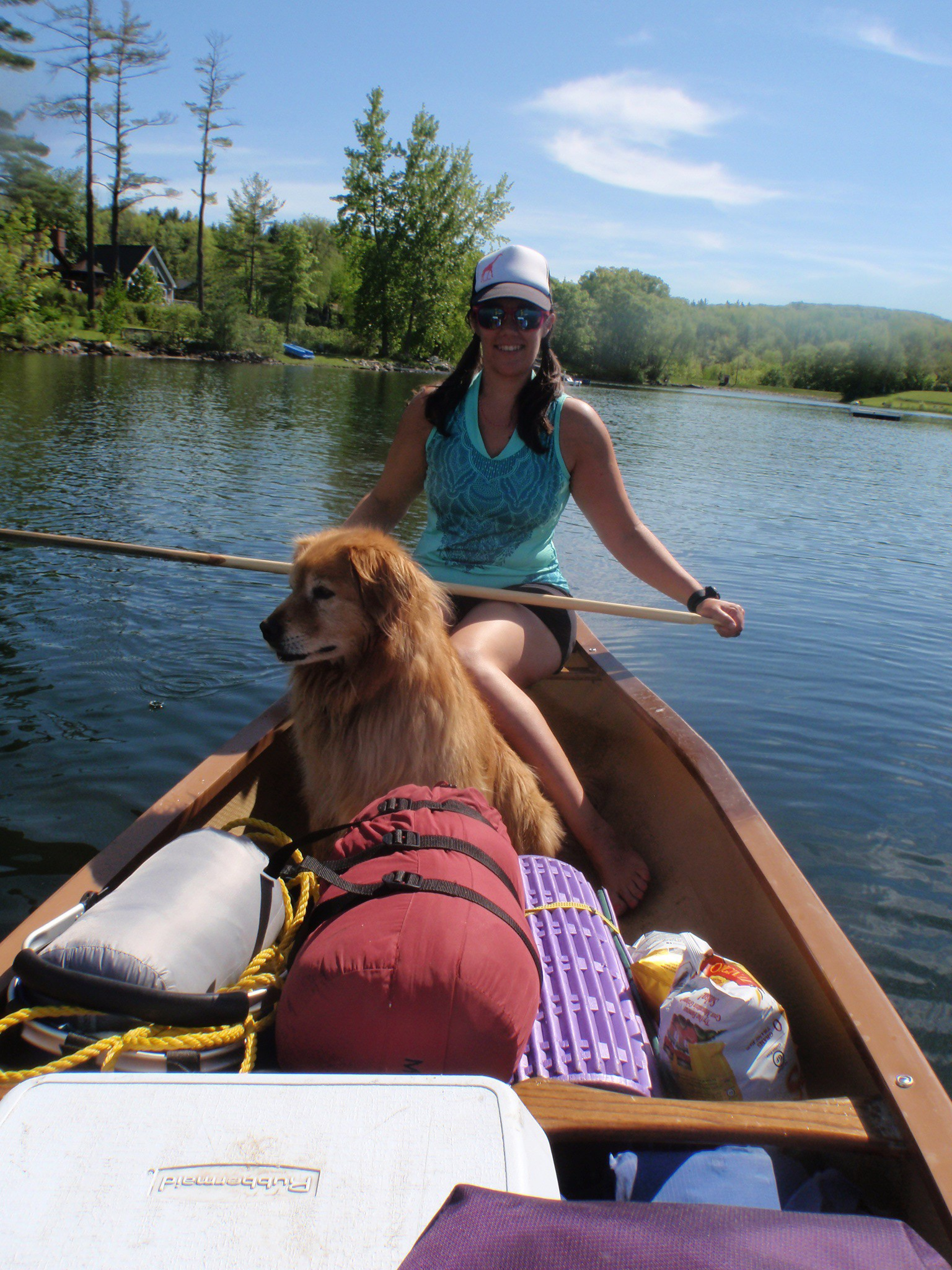 competitive price e9111 9727a MicroAdventures: Canoe Camping - WOMEN'S GEAR GUIDE