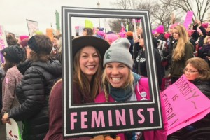 feminism dc womens march